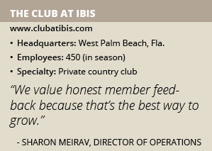 The Club at Ibis info