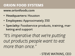 Orion Food Systems