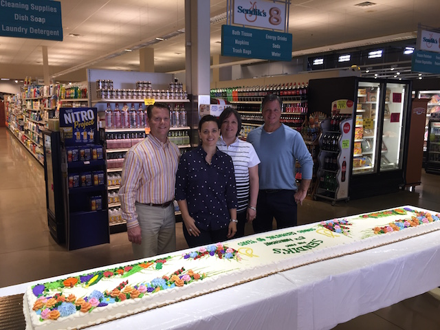 Sendiks Fine Foods Jim and siblings celebrating 90 years copy