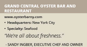 Grand Central Oyster Bar info