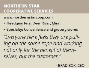 Northern Star Cooperative Services info