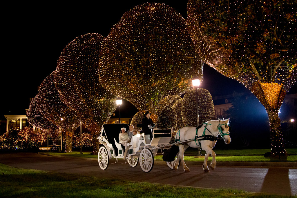 Gaylord Opryland Carriage