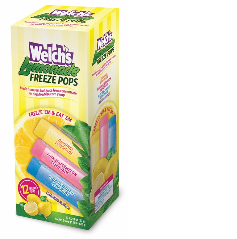 Welchs kisko Lemonade