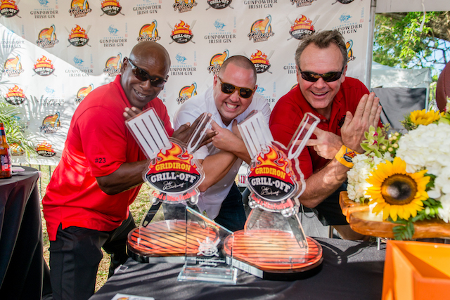 Gridiron Grill Off 2