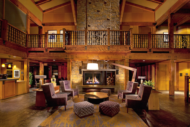 Benchmark Resorts And Hotels Willows Lodge Woodinville Wash